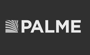 Palme Duschabtrennung