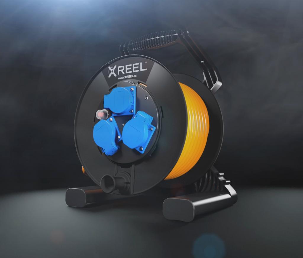 3D Visualisierung Produkt Elektronik