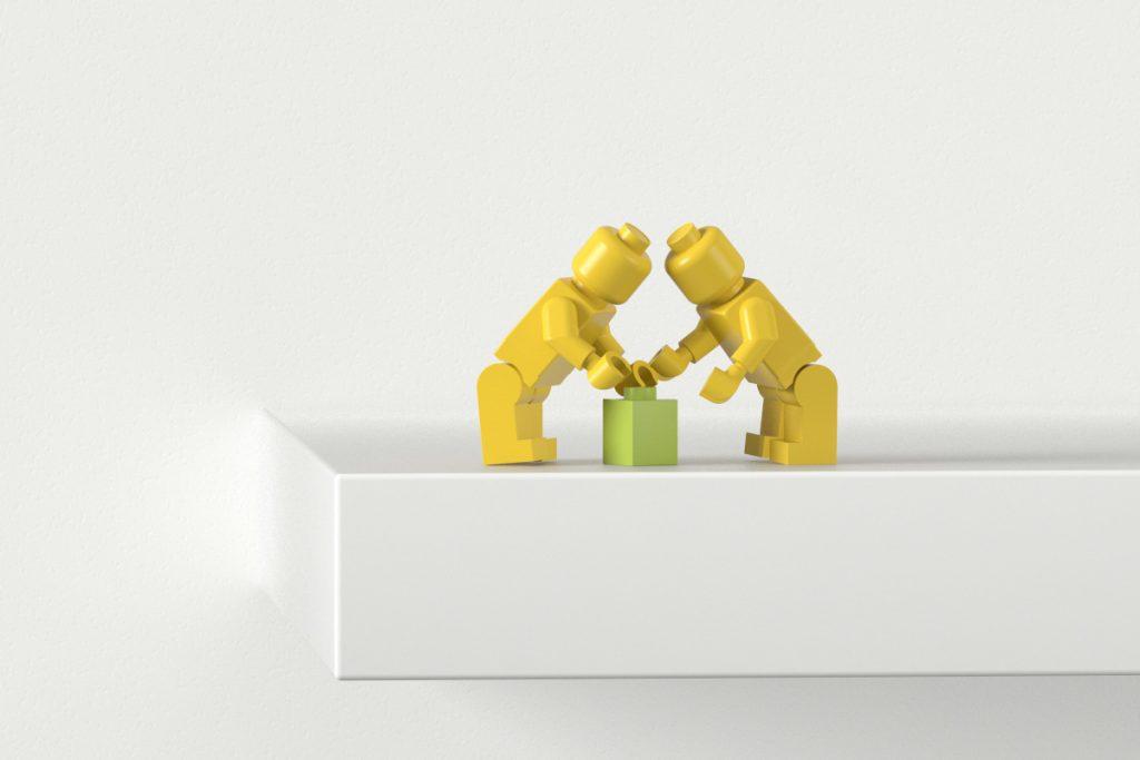 3D Rendering Produkt Visualisierung
