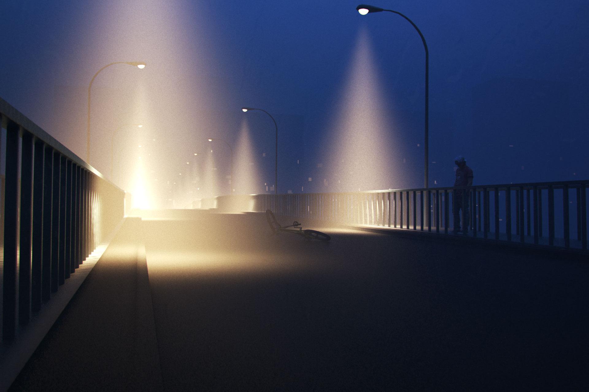 Brücke 3D Eder