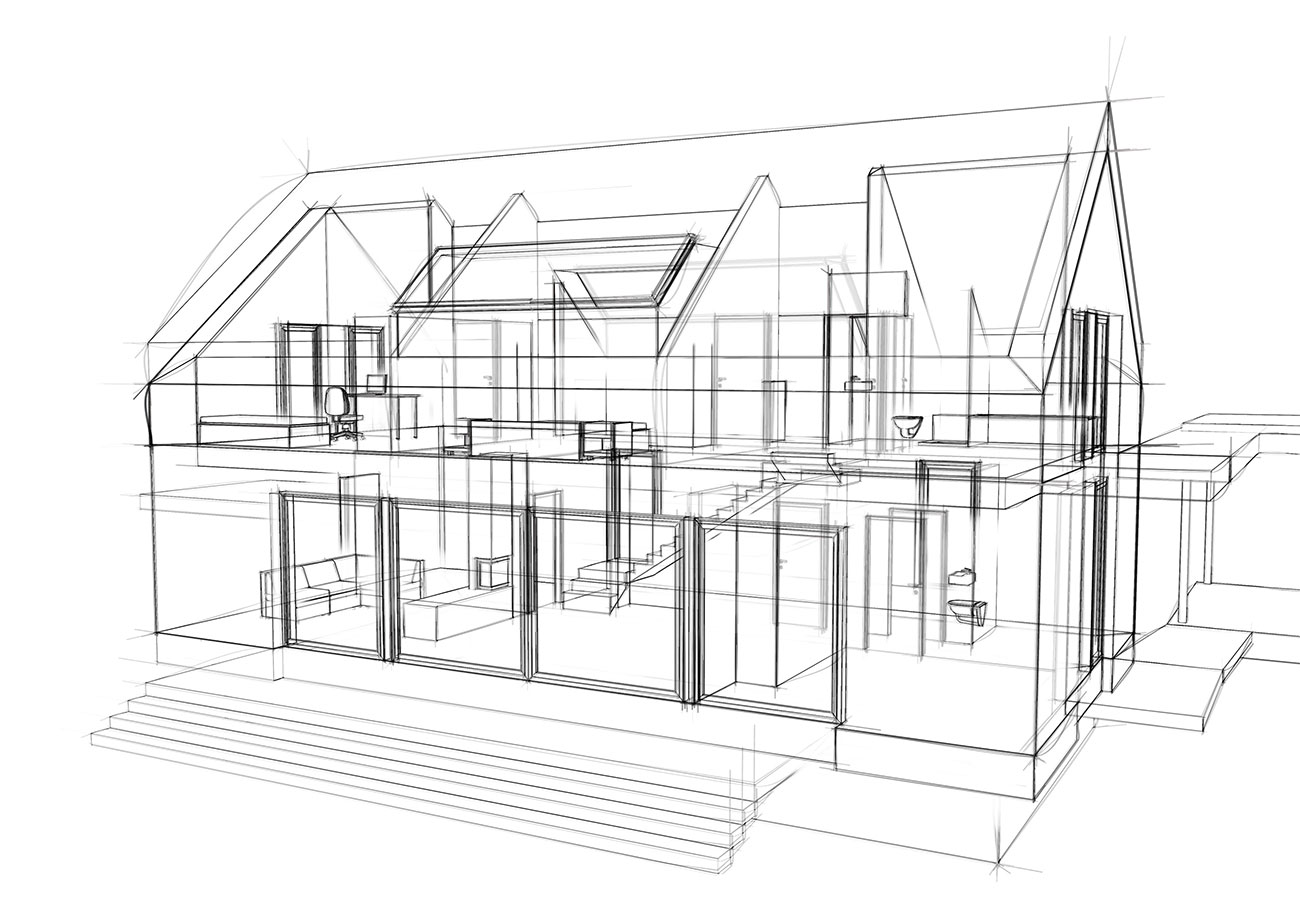 Architektur 3D