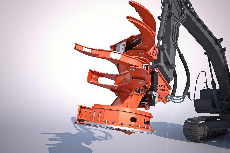 3D Rendering Maschine