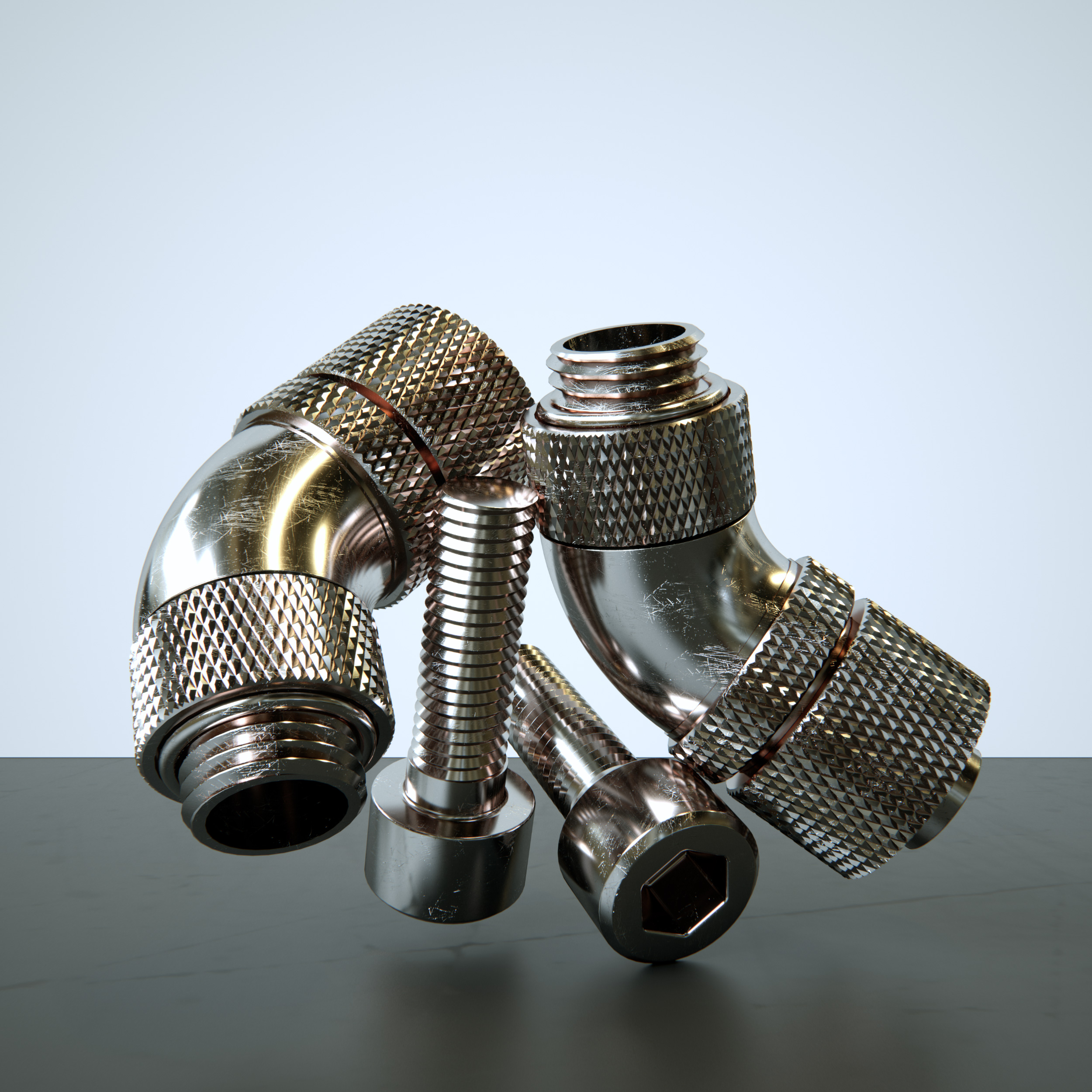 Stefan Eder 3D Rendering Produkt OÖ