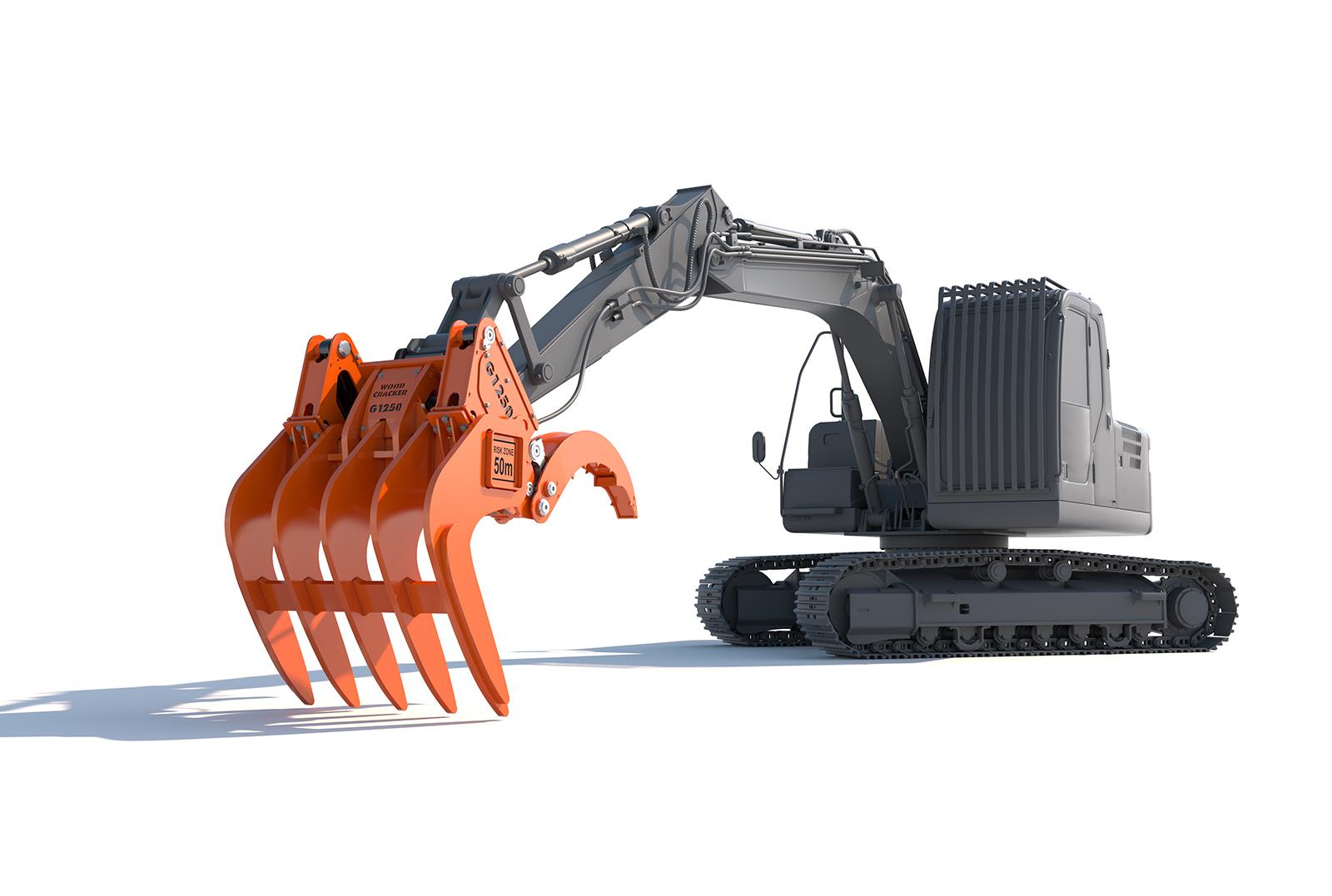 CAD Maschinen Rendering 3D3R
