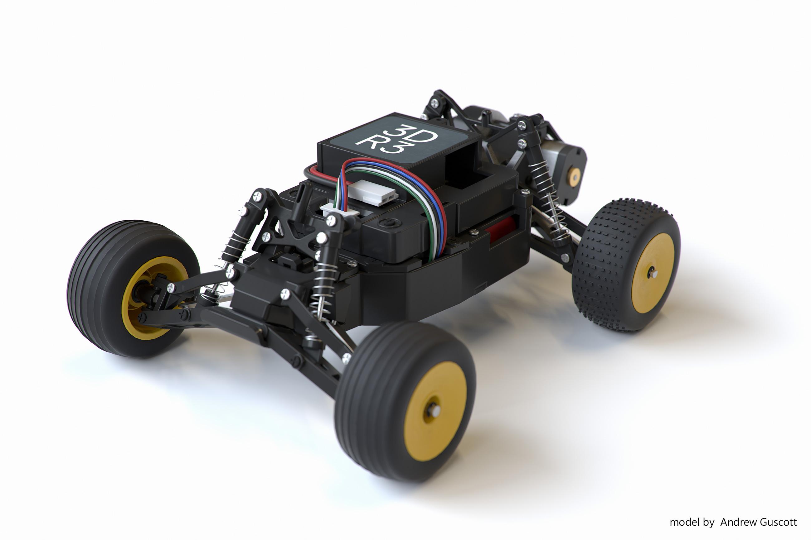 3D Produkt Rendering OÖ